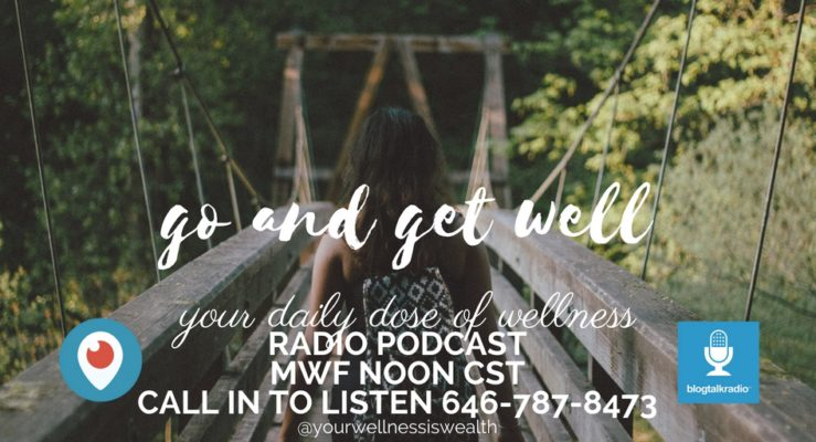 Your Daily Dose of Wellness Radio Podcast