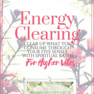 ENERGY Clearing product