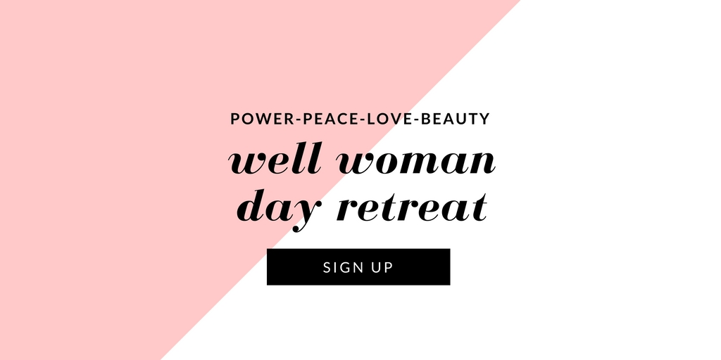 well woman day retreat